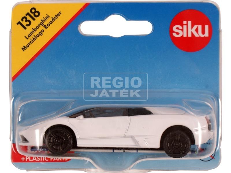 kép nagyítása Siku Lamborghini Murcielago Roadster 1:87 - 1318