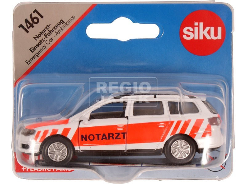 SIKU BMW mentőautó 1:87 - 1461