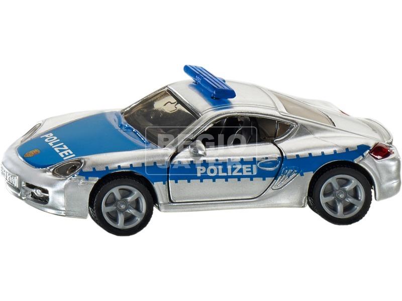 Porsche rendőrautó