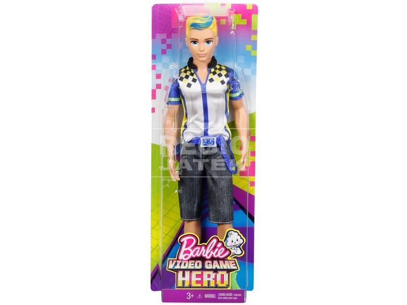 Barbie Videojátékkaland-Kris DTW