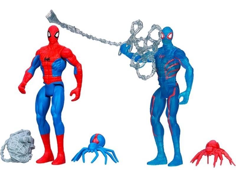 Pókember: Ultimate Spiderman akciófigura - 10 cm, többféle