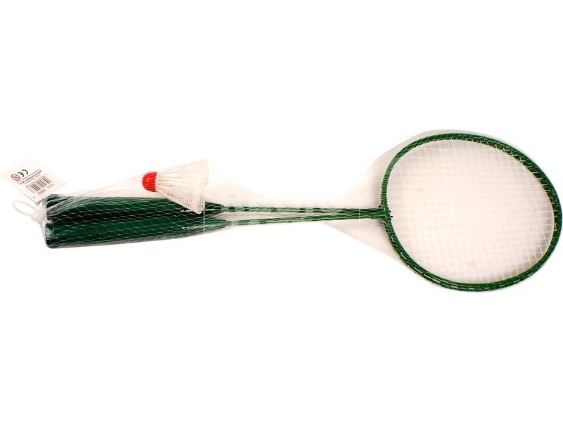 kép nagyítása Tollasütő készlet labdával