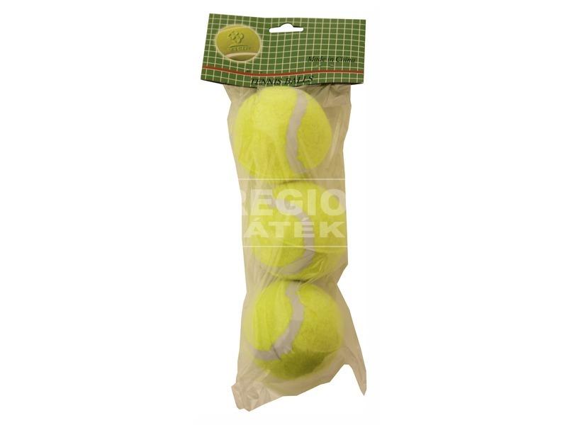 Teniszlabda 3 darabos készlet