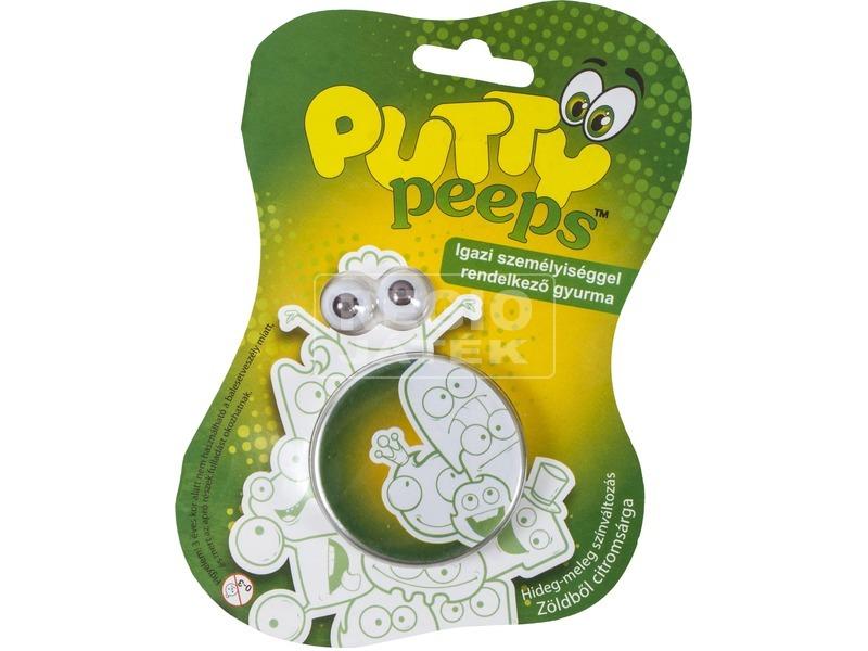kép nagyítása Putty Peeps intelligens gyurmalin szemekkel - 50 g