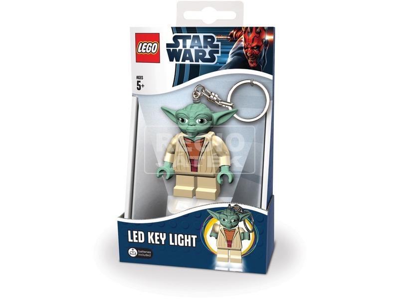 LEGO Star Wars kulcstartó - Yoda