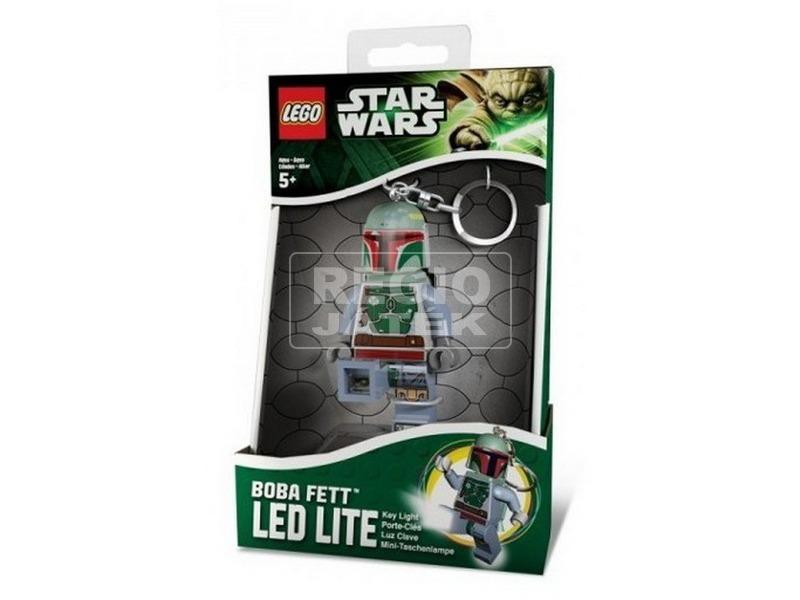 LEGO Star Wars kulcstartó - Boba Fett