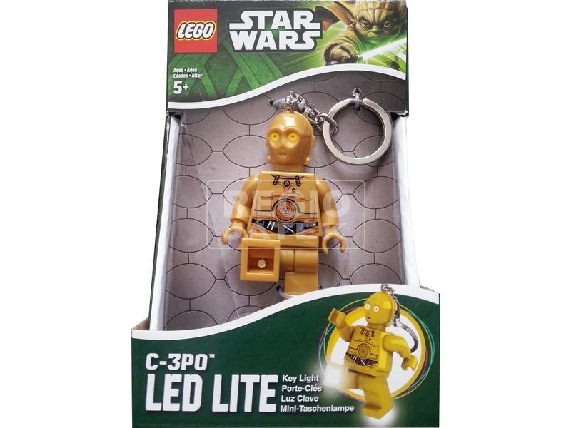 LEGO Star Wars kulcstartó - C-3PO