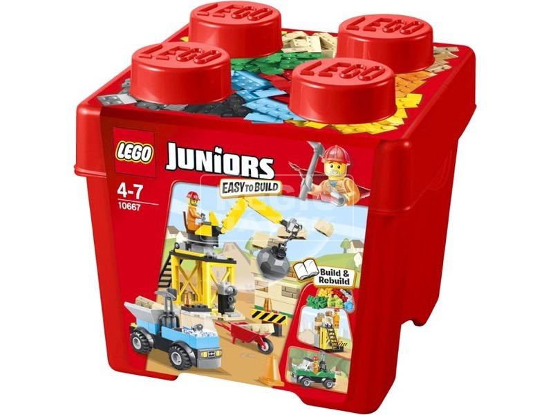 LEGO Juniors Bontási munkálatok 10667