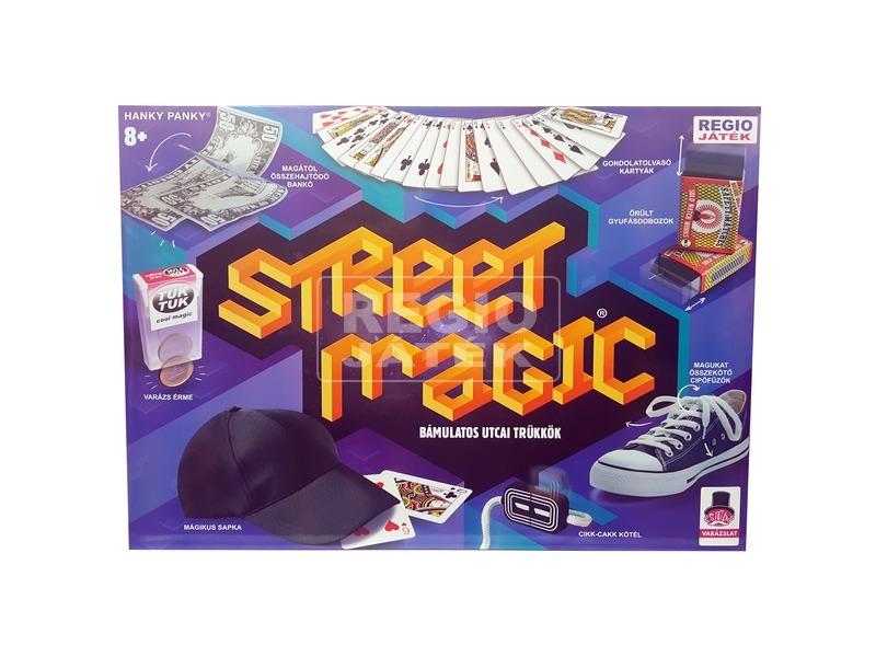 Street Magic - utcai bűvésztrükkök készlet