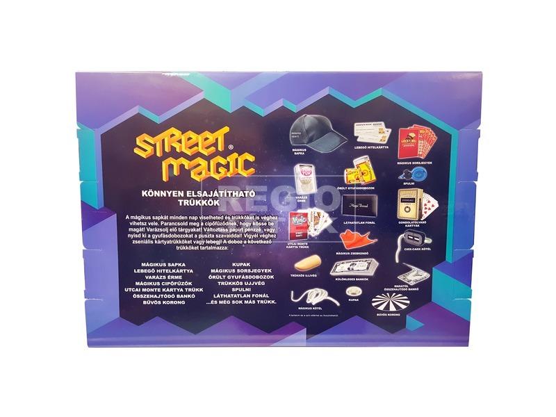 kép nagyítása Street Magic - utcai bűvésztrükkök készlet