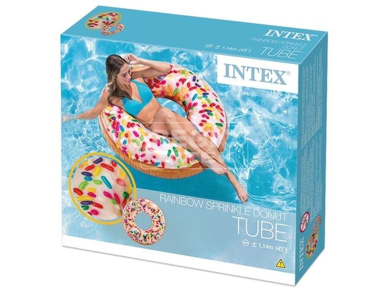 kép nagyítása Intex 56263 Fánk úszógumi - 99 cm