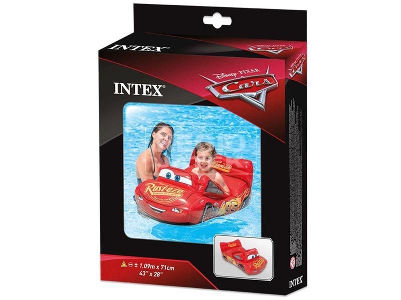 Intex 58392 Villám McQueen csónak - 109 x 71 cm