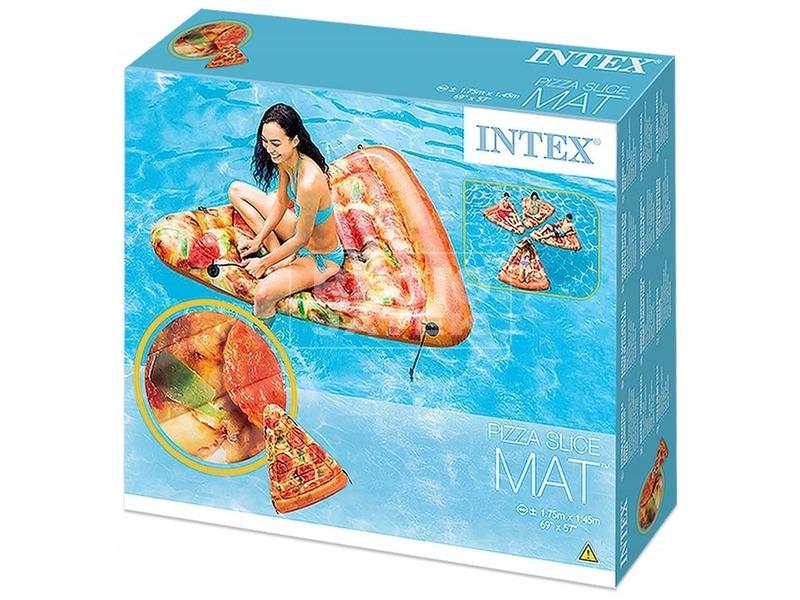 Intex 58752 Pizza szelet matrac - 175 x 145 cm