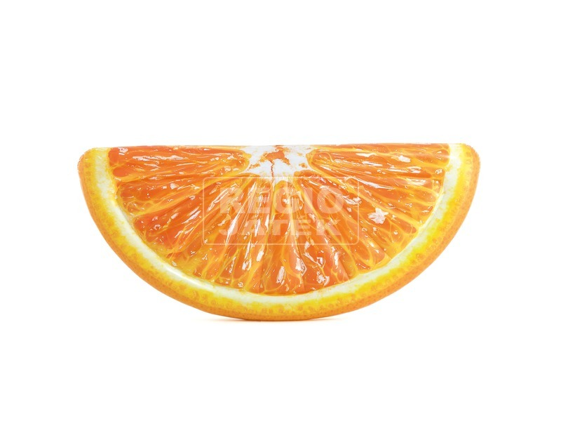 Intex 58763 Narancs szelet matrac - 178 x 85 cm