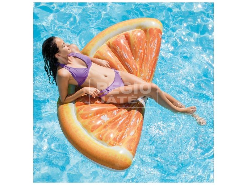 kép nagyítása Narancs szelet matrac - 178 x 85 cm