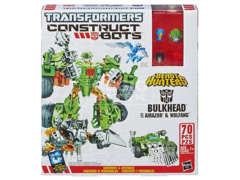 Transformers Construct Bots közepes robot - többféle