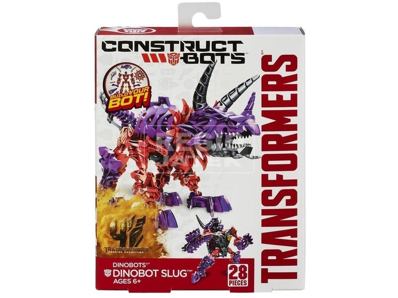 Transformers Construct Bots összerakható robotok - többféle