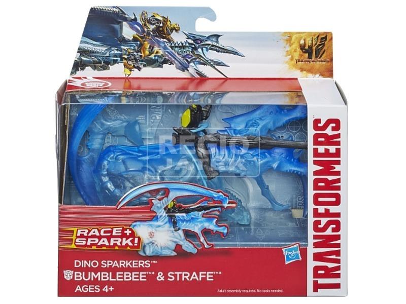 Transformers 4: robot és dínó figura készlet - többféle