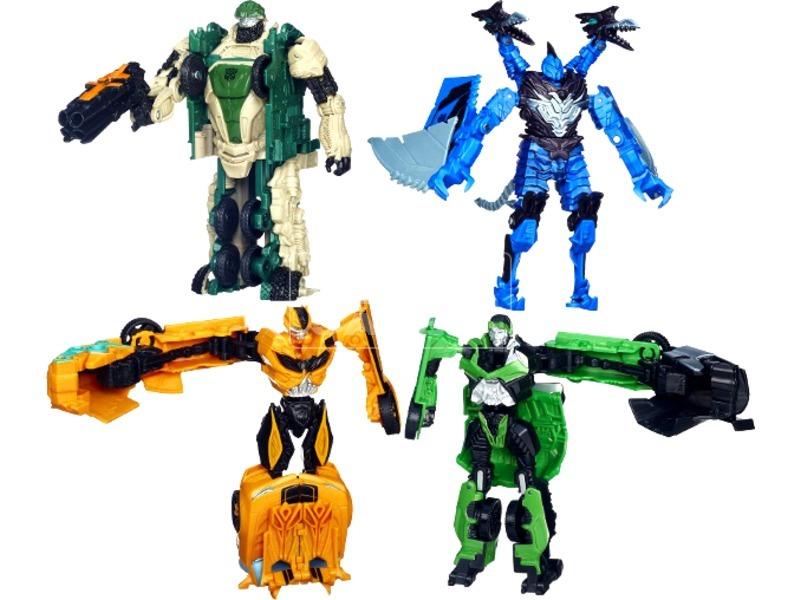 Transformers 4: Power Punch harcirobot - többféle
