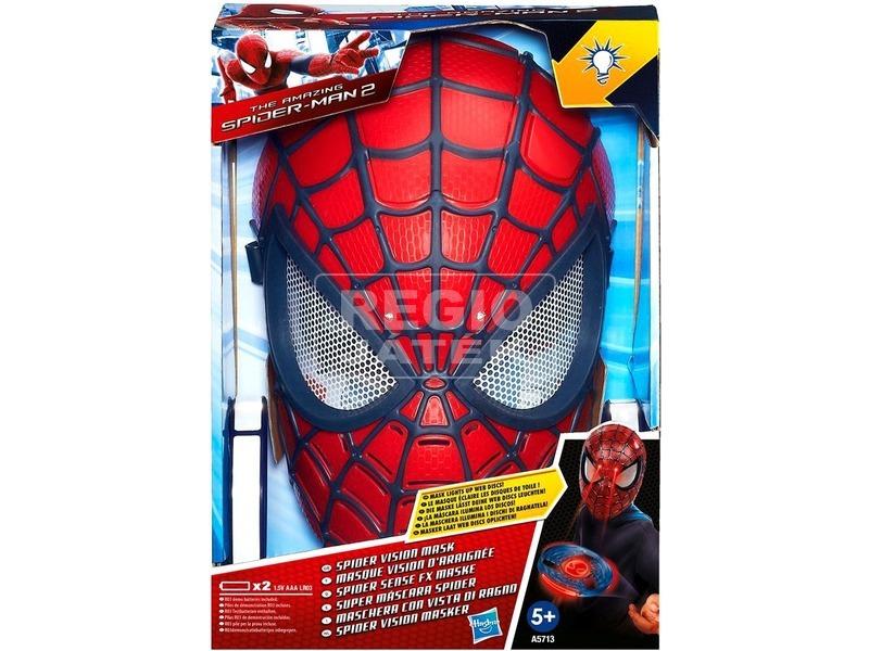 Pókember: A csodálatos Pókember 2 világító álarc