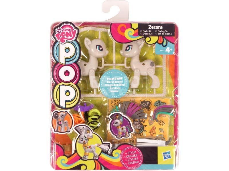Én kicsi pónim: POP divatos póni készlet - többféle