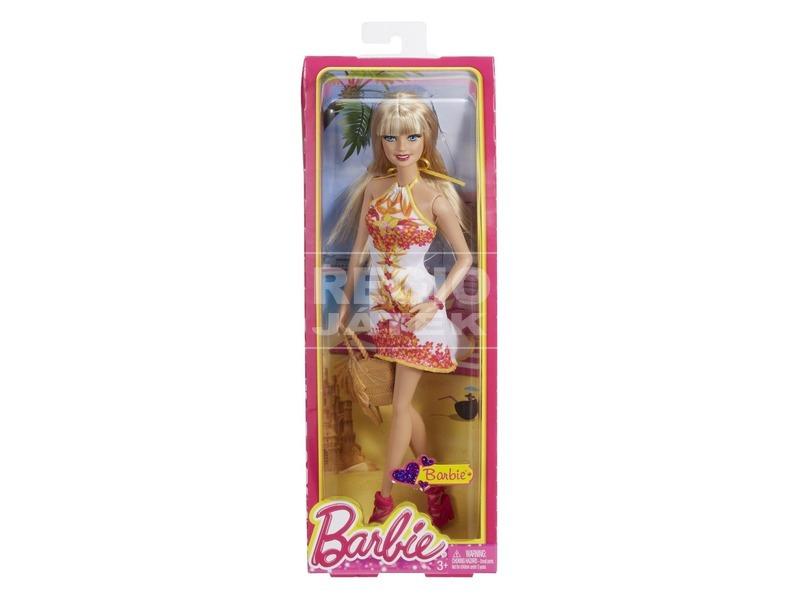 Barbie: Fashionista barátnők trópusi baba - többféle