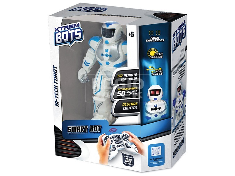 Smart Bot - okos robot
