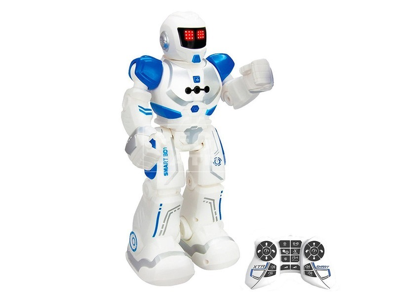 kép nagyítása Xtrem Bots Smart Bot okosrobot - 26 cm