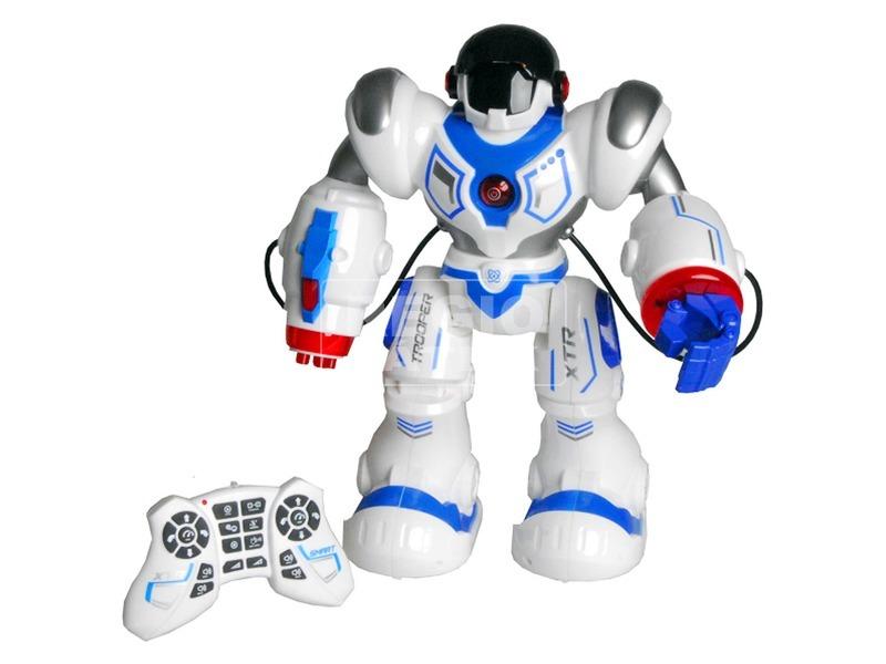 kép nagyítása Xtrem Bots Trooper Bot harcirobot - 34 cm