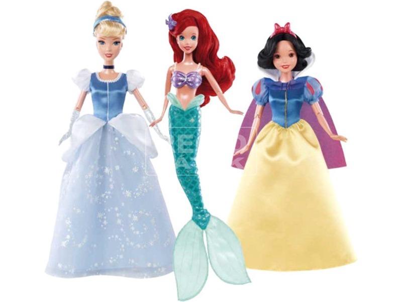 Disney hercegnők klasszikus baba - többféle