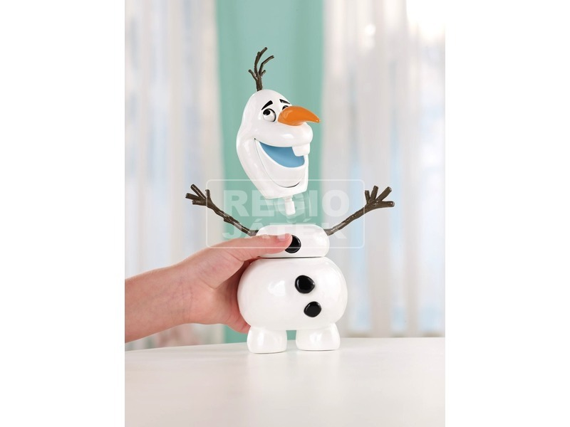 kép nagyítása Jégvarázs Olaf a hóember baba