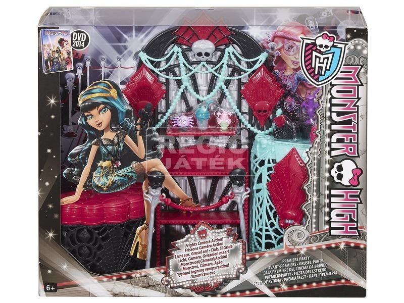 Monster High: Rémek, kamera, felvétel! kiegészítő - többféle