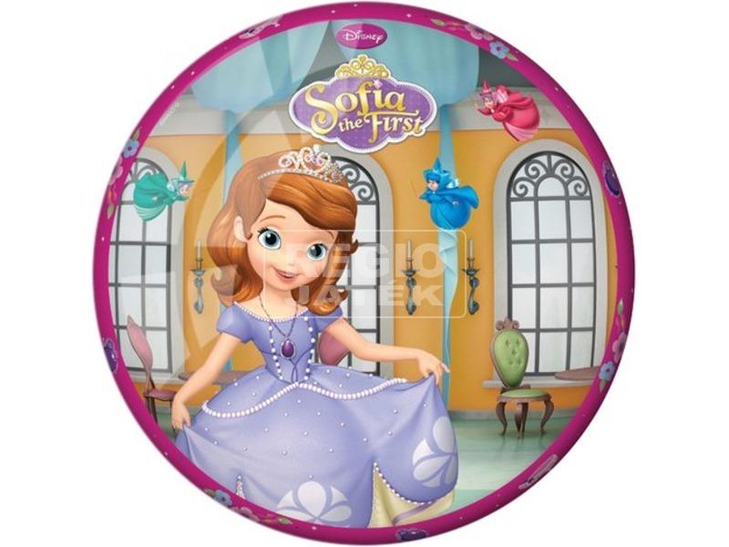 Szófia hercegnő gumilabda - 23 cm, többféle
