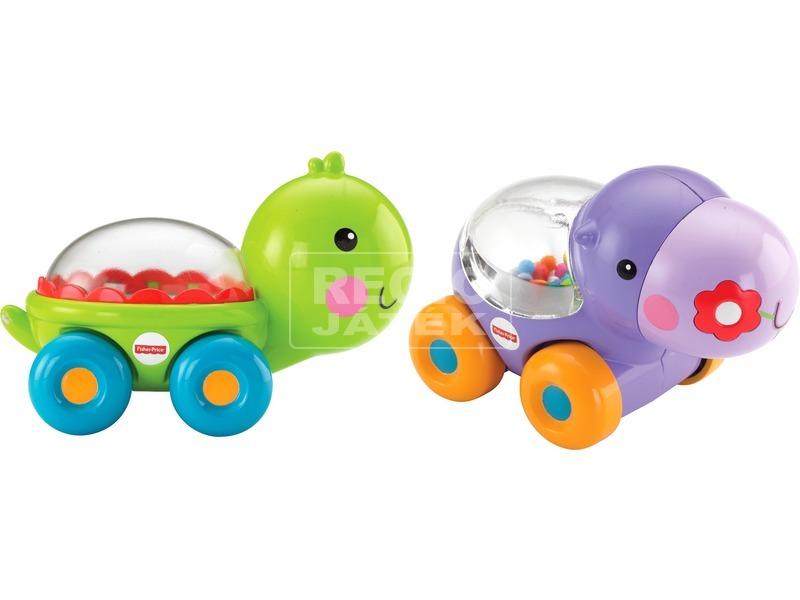 Fisher-Price Poppity állatos jármű - többféle