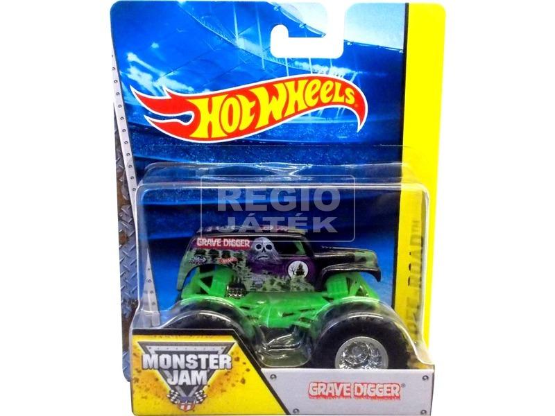 Hot Wheels Monster Jam jármű - többféle
