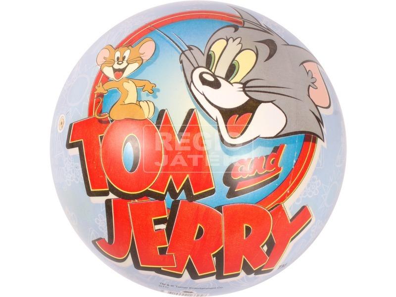Tom és Jerry gumilabda - 23 cm, többféle