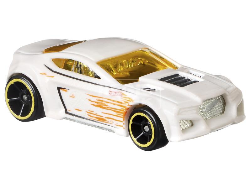 Hot Wheels színváltós kisautó - többféle