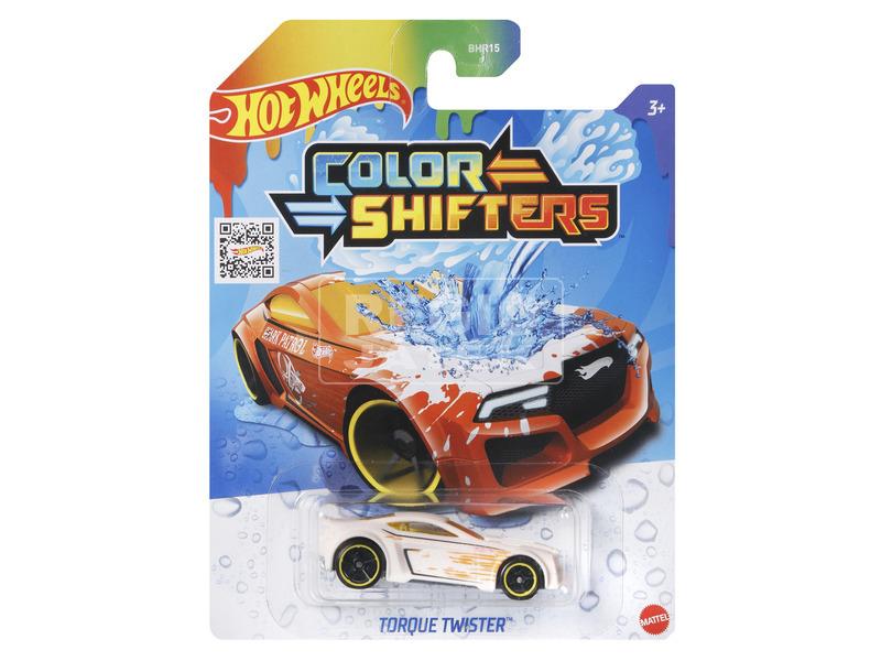kép nagyítása Hot Wheels színváltós kisautó - többféle