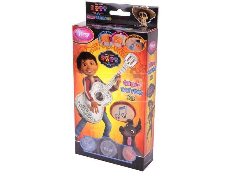 TyToo Disney Coco Csillámtetoválás szett CTDS