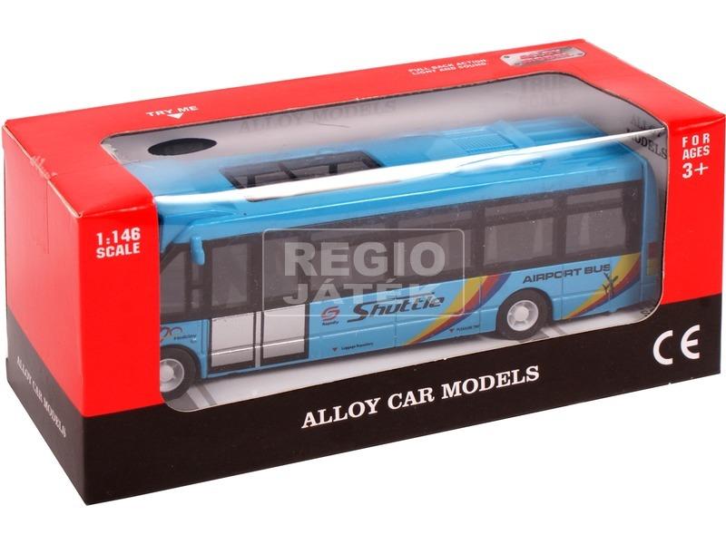 kép nagyítása Műanyag reptéri busz - 1:146, többféle
