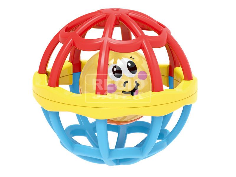 8 cm csörgő labda