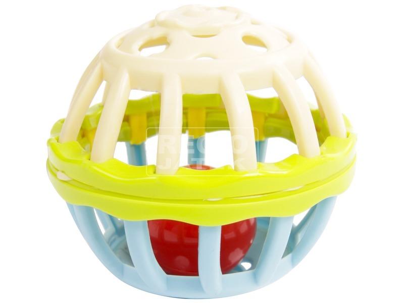kép nagyítása Csörgő labda - 6 cm, többféle