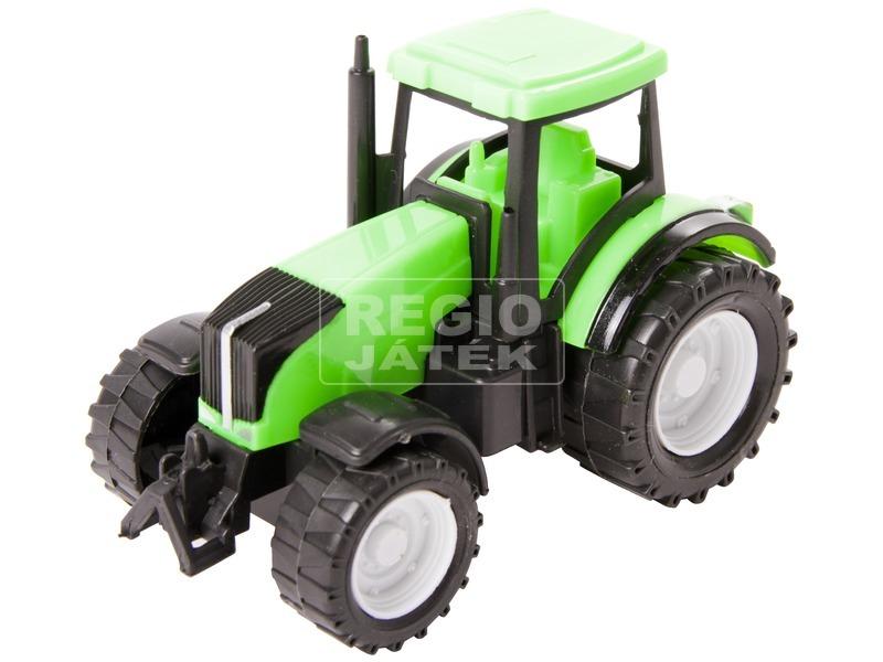 kép nagyítása Farm World lendkerekes traktor - 11 cm, többféle