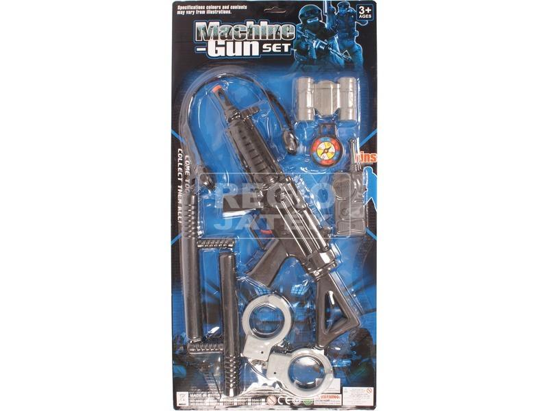 Kommandós fegyver készlet