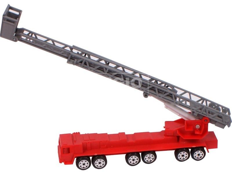 kép nagyítása Tűzoltó autó 20 darabos készlet