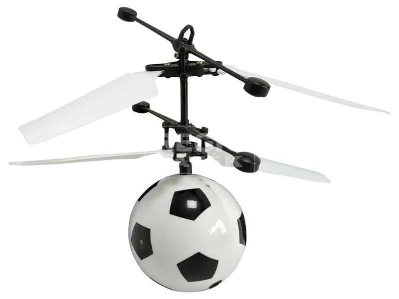 Focilabda Heliball repülő helikopter labda