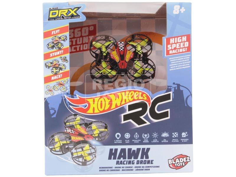 Hot Wheels DRX Nano Racing quadrocopter