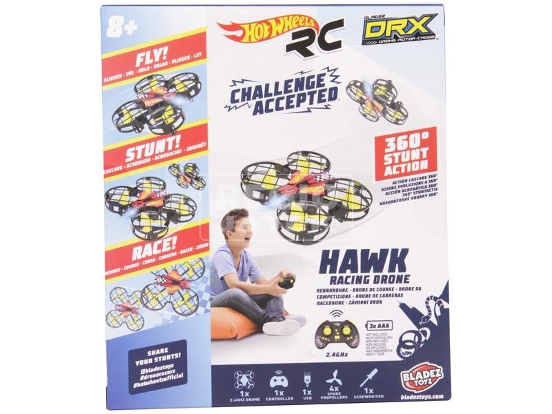 kép nagyítása Hot Wheels DRX Nano Racing quadrocopter