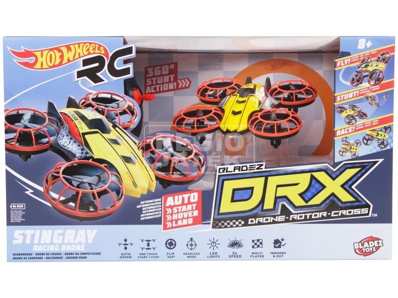 Hot Wheels DRX Stingray Racing quadrocopter