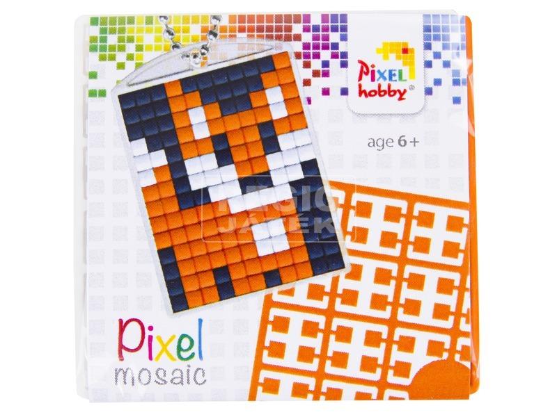 Pixel kulcstartó készlet - róka